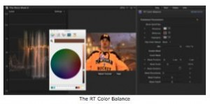 The Color Balance