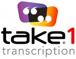 Take 1 Transcription logo