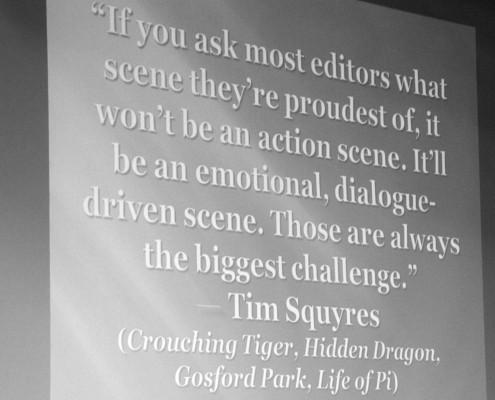Tim Squyres Quote