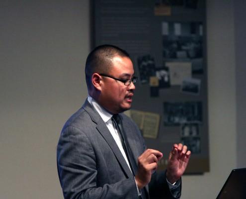 Justin Chang explains why editing interests him.