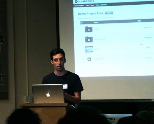 Jon Chappell of Digitial Rebellion shows how files can be shared, approved and annotated using Kollaborate.