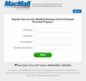 How to register on the LAPPG Member Benefits website