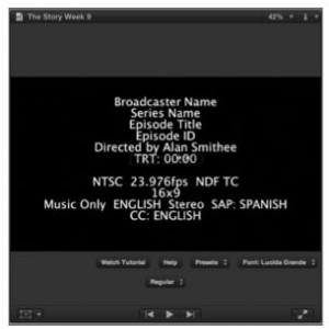 Broadcaster Name