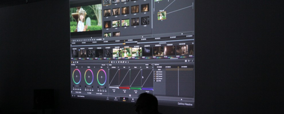 New features in DaVinci Resolve 9.