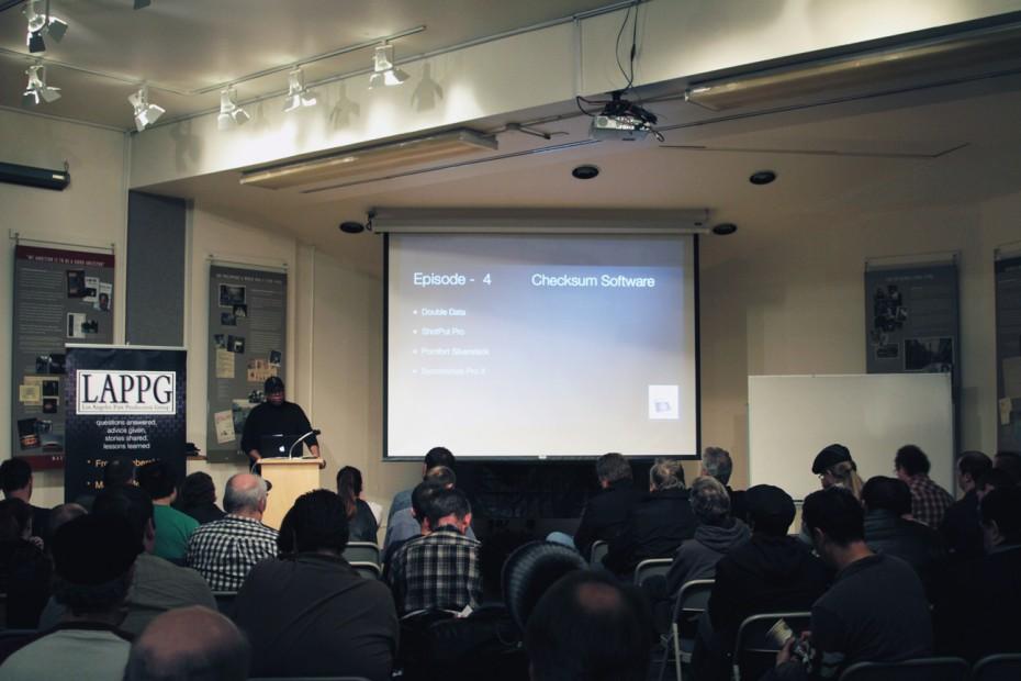 Von Thomas discusses Checksum Software.