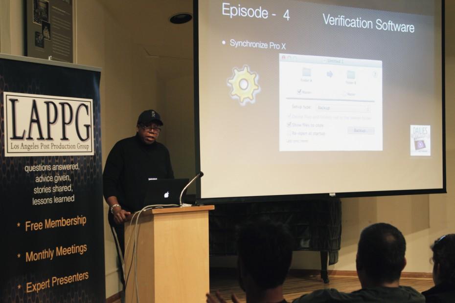 Von Thomas talks about Verification Software.