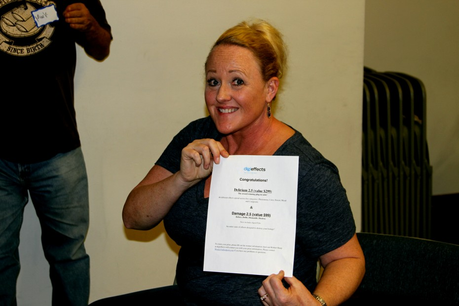 Renee Fox wins a digieffects combo.