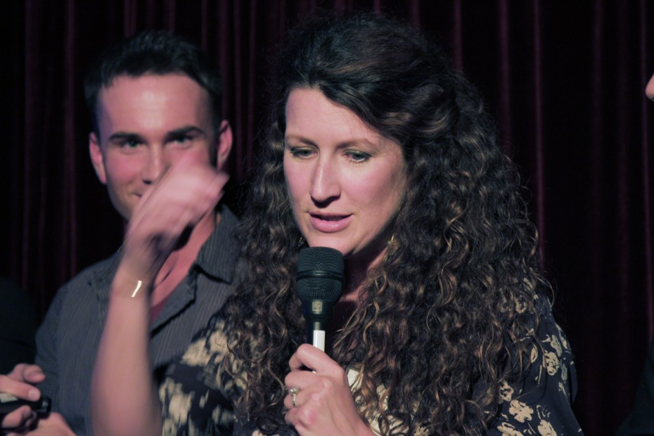 LA Comedy Shorts Film Festival's Jeannie Roshar tells it like it is!