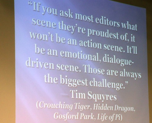 Tim Squyres Quote