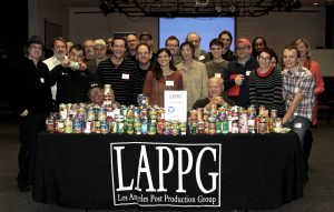 LAPPG_Food_Drive_2014