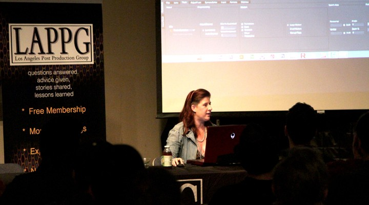 Mary Poplin enchants us with her post production magic using mocha Pro and Boris Continuum Complete.