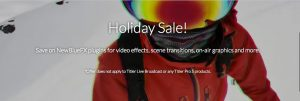 newblue-holiday-sale