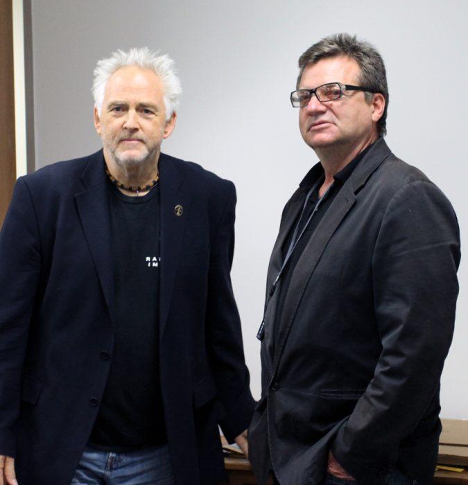Bruce Logan and Philip Miller.